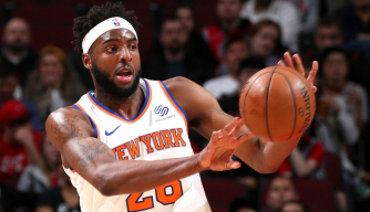 23041c605fd Knicks  Mitchell Robinson has found the player he wants to emulate